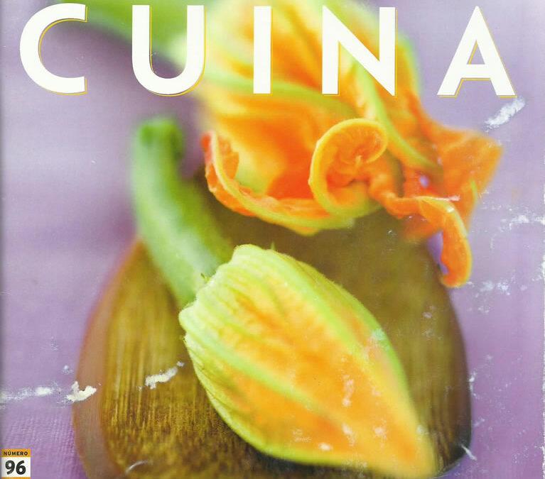 Descobrir Cuina | Juliol 2009