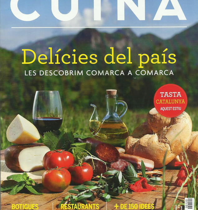 Descobrir Cuina | Juliol 2011