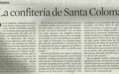 La Vanguardia | Gener 2011